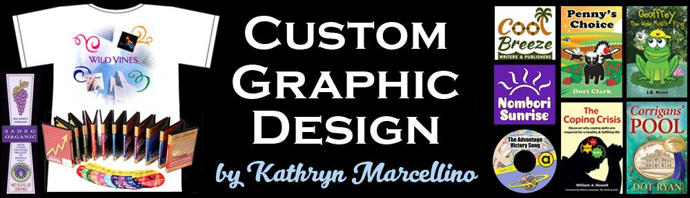 Custom Graphic Design by Kathryn